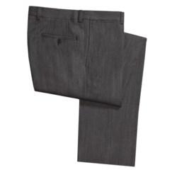 Riviera Sting Twill Dress Pants - Flat Front (For Men)