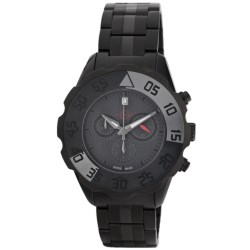 GV2 by Gevril Parachute PVD Chronograph Watch