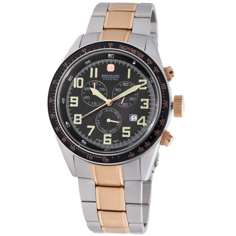 Hanowa Swiss Military Legend Watch - Stainless Steel Bracelet