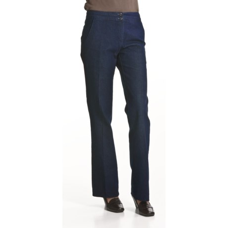 Two Star Dog Marie Pants - Polished Denim (For Women)