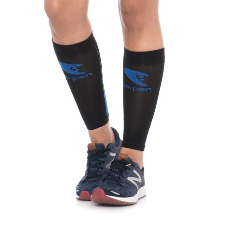 Lorpen Compression Calf Sleeves (For Women)