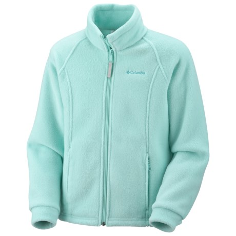 Columbia Sportswear Benton Springs Jacket - Fleece (For Toddler Girls)