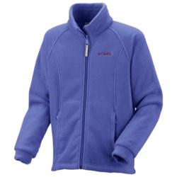 Columbia Sportswear Benton Springs Fleece Jacket (For Girls)