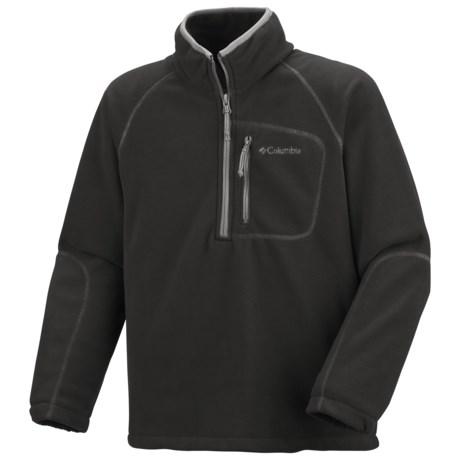 Columbia Sportswear Fast Trek Jacket - Fleece (For Youth Boys)