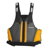 Extrasport Riptide PFD Life Jacket  - USCG Approved, Type III (For Men and Women)