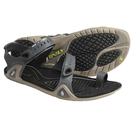 Thin Sole Good Toe Loop Bad Review Of Teva Zilch Sport