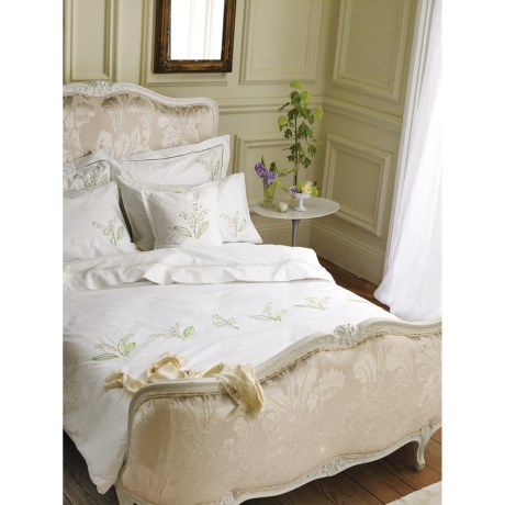 Designers Guild Spring Lily Flat Sheet - Twin