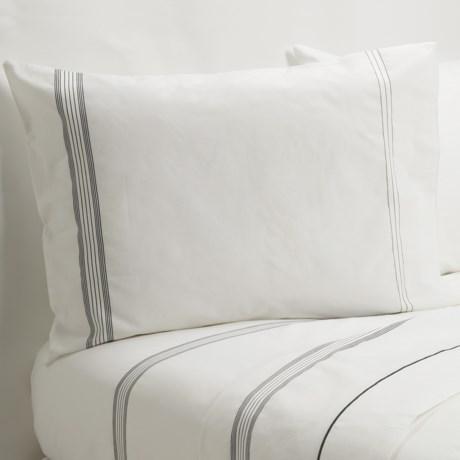 Designers Guild Baratti Standard Pillowcase - 200 TC Cotton Percale