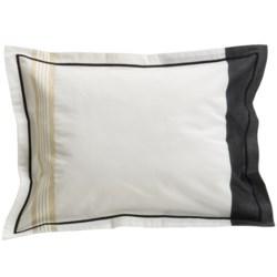 Designers Guild Baratti Boudoir Pillow Sham - 200TC Cotton Percale