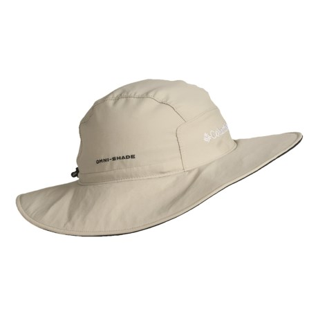 Columbia Sportswear Silver Ridge Booney Hat - UPF 30 (For Boys and Girls)