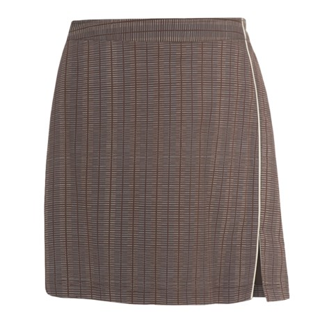 Callaway Plaid Skort - UPF 15+ (For Women)