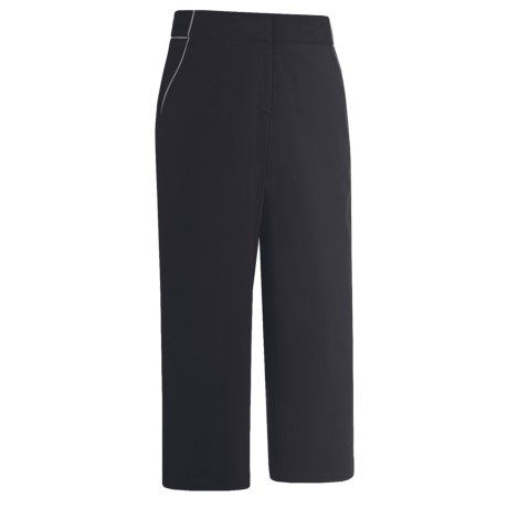 Callaway Elements Piped Capri Pants (For Women)