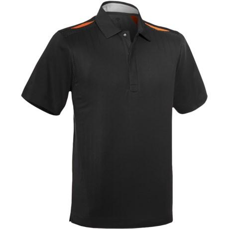 Callaway Chev Polo Shirt - UPF 15, Short Sleeve (For Men)