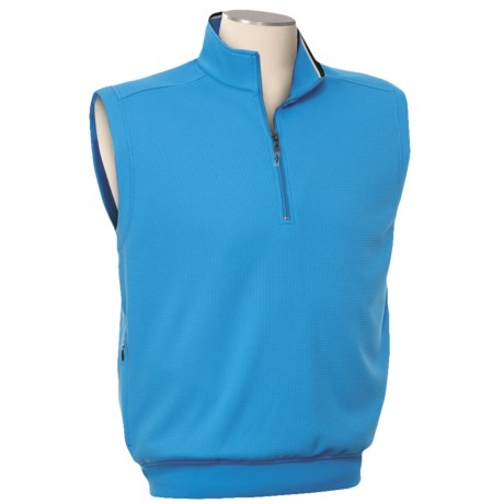 Callaway X-Series Vest - Zip Neck (For Men)