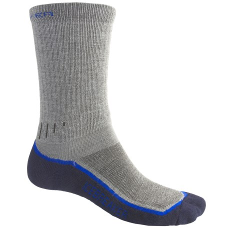 Icebreaker Hiking Socks - Merino Wool, Medium Cushion (For Men and Women)