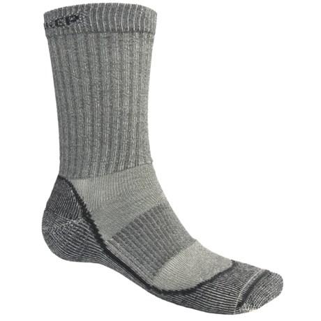Icebreaker Hiking Socks - Merino Wool, Medium Cushion (For Men and Women)