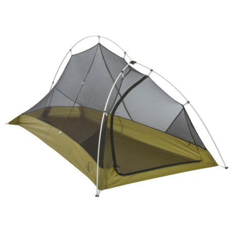 Big Agnes Seedhouse 1 Tent with Footprint - 1-Person, 3-Season