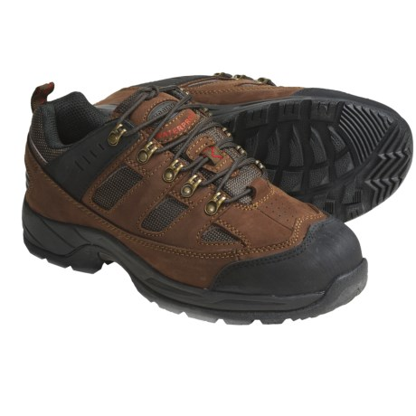 Kodiak Dynamic Work Shoes - Steel Toe, Waterproof, Leather (For Men)