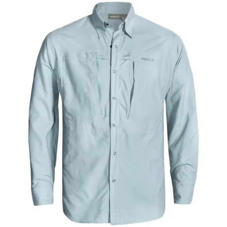Sage Vapor Fishing Shirt - UPF 30+, Long Sleeve (For Men)