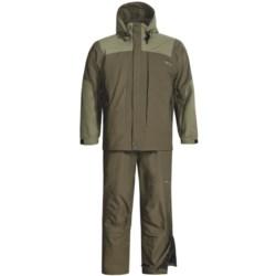 Sportchief Delta Fishing Jacket/Bib Overall Set - Waterproof (For Men)