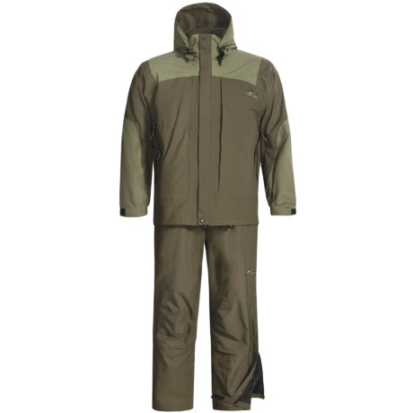 Sportchief Delta Fishing Jacket/Bib Overall Set - Waterproof (For Men)
