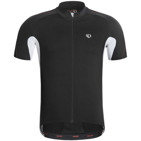Pearl Izumi P.R.O. Octane Full-Zip Cycling Jersey - UPF 40+, Short Sleeve (For Men)