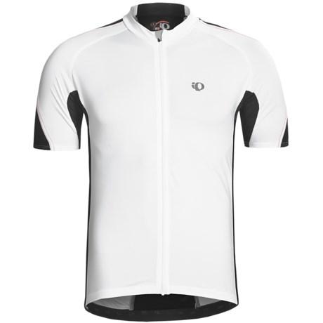 Pearl Izumi P.R.O. Octane Full-Zip Cycling Jersey - UPF 40+, Short Sleeve (For Men)