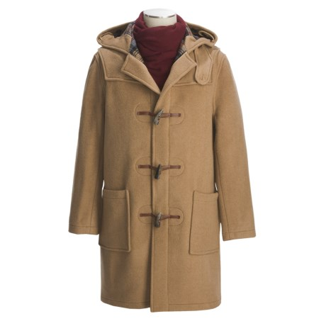Montgomery by John Partridge Classic Duffle Coat (For Men)