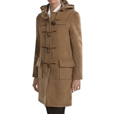 John Partridge Montgomery by  Classic Duffle Coat (For Women)