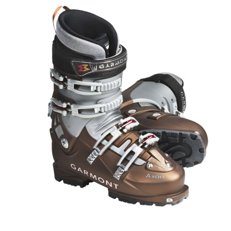 Garmont Axon AT Ski Boots - G-Fit High Liners, Dynafit® Compatible (For Men)