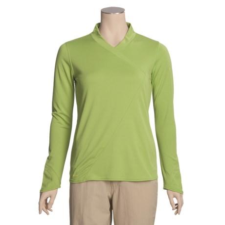 Redington Chelan T-Shirt - UPF 30, Long Sleeve (For Women)