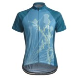Pactimo Lookout Cycle Jersey - Short Sleeve (For Women)