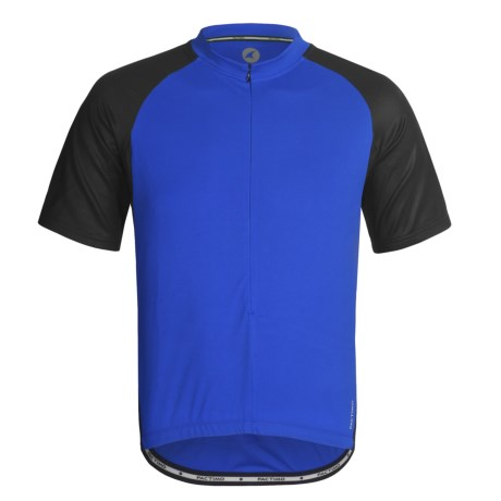 Pactimo 5280 Cycling Jersey - Zip Neck, Short Sleeve (For Men)