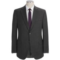 Jack Victor Plaid with Windowpane Suit - Wool (For Men)
