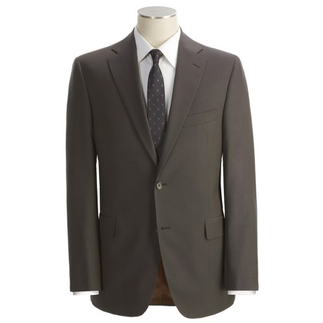Jack Victor Subtle Tonal Stripe Suit - Wool (For Men)