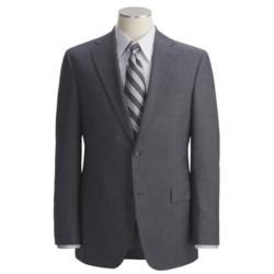 Jack Victor Tonal Shadow Stripe Suit - Wool (For Men)
