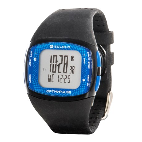 Soleus Pulse Rhythm BLE Digital Running Watch