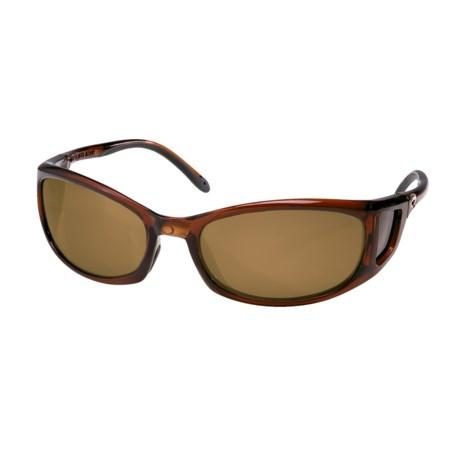 Costa Del Mar Pescador Sunglasses - Polarized 400G LightWAVE® Glass Lenses