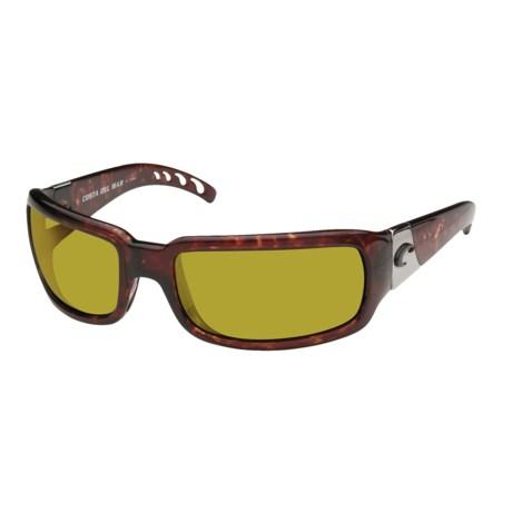 Costa Del Mar Cin Sunglasses - Polarized CR-39® Lenses