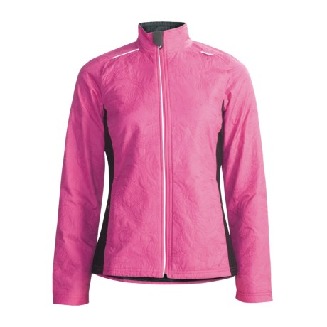 Saucony Insulated Run Jacket (For Women)