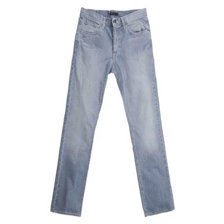Agave Denim Waterman Fan Shell Stripe Jeans - Relaxed Fit (For Men)