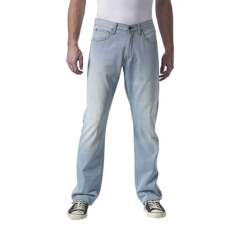 Agave Denim Waterman Bird Rock Jeans - Supima® Cotton, Relaxed Fit (For Men)