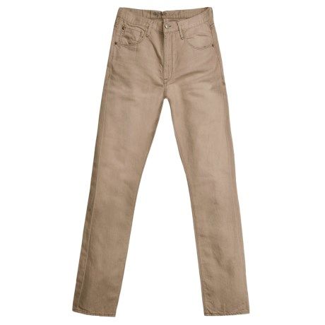 Agave Denim Pragmatist Sand N Sea Jeans - Cotton-Linen, Classic Fit (For Men)