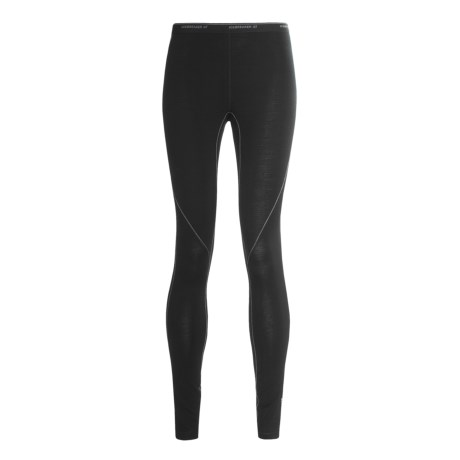 Icebreaker GT260 Express Leggings - Merino Wool, Base Layer (For Women)
