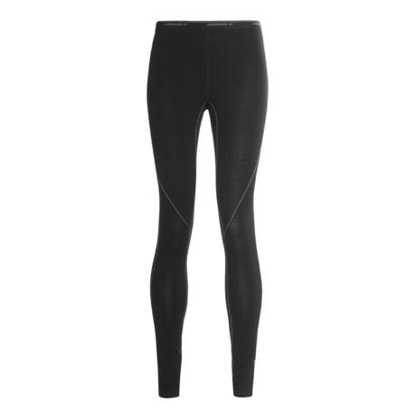 Icebreaker GT260 Express Leggings - Merino Wool, Base Layer (For Women)