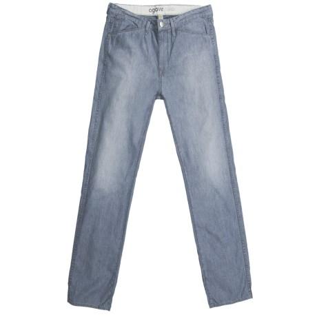 Agave Denim Anvil Swami's Stripe Jeans - Classic Fit (For Men)