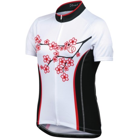 Pearl Izumi ELITE LTD Cycling Jersey - UPF 40+, Full Zip, Short Sleeve (For Women)