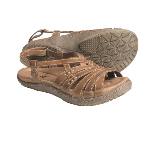 Earth Imagine Sandals - Leather (For Women)