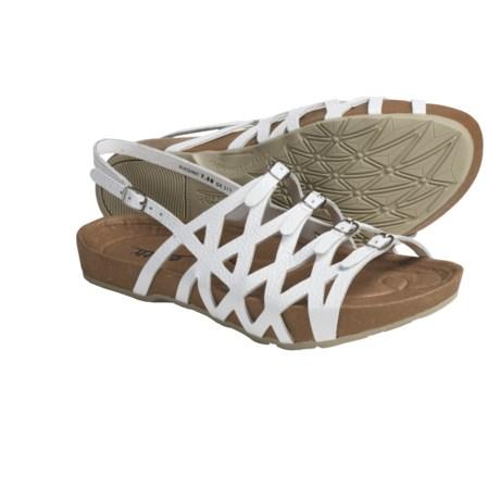 Earth Elegant Sandals - Leather (For Women)