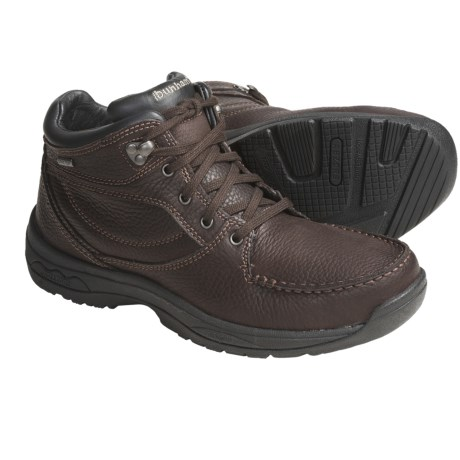Dunham Incline Gore-Tex® Mid Cut Boots - Waterproof, Leather (For Men)